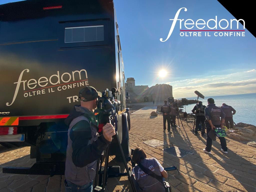 La storia degli 800 Martiri di Otranto su Italia Uno con Freedom-Oltre il confine