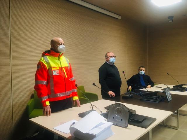 Internalizzazione 118 in Sanitaservice, contratto a tempo indeterminato per 53