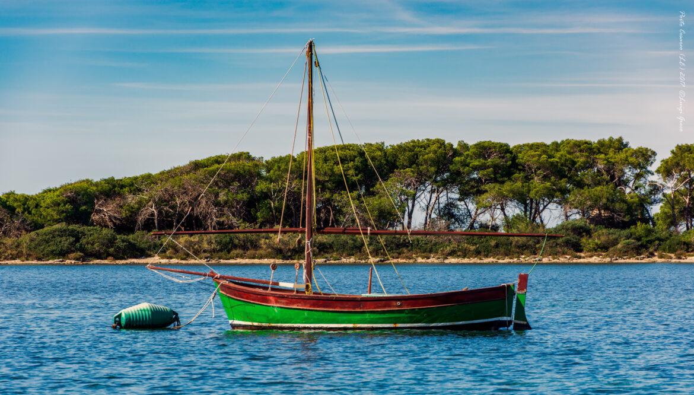 Barca in attesa