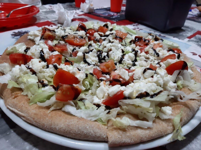 Pizza vegetariana: semplicità e gusto