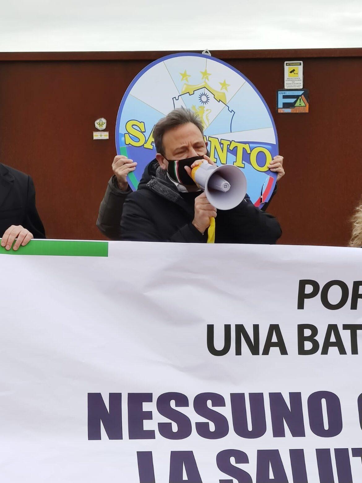 """Depuratore, Pagliaro: """"Basta rinvii, Regione autorizzi scarico provvisorio"""""""
