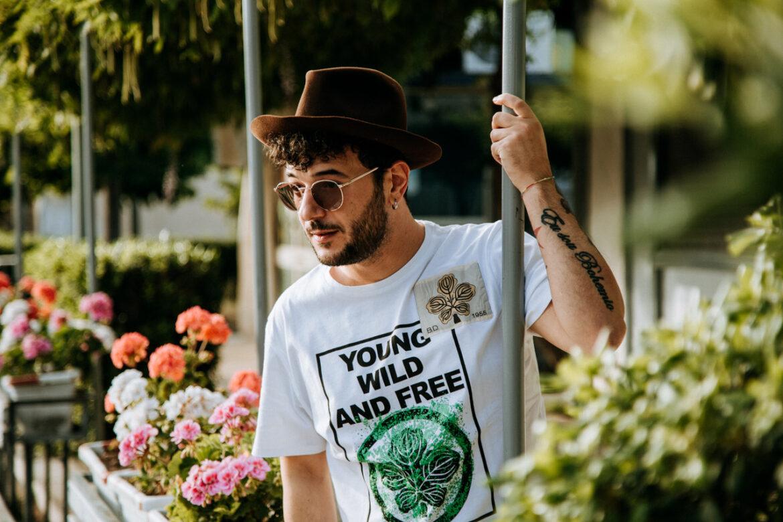 """""""Era bella"""", nuovo singolo per il cantautore salentino Manu Funk"""