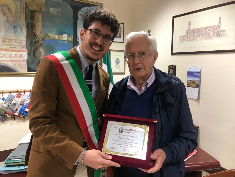 Comunità neretina in lutto, addio a Vittorio Perrone. Fu testimone dell'accoglienza degli ebrei