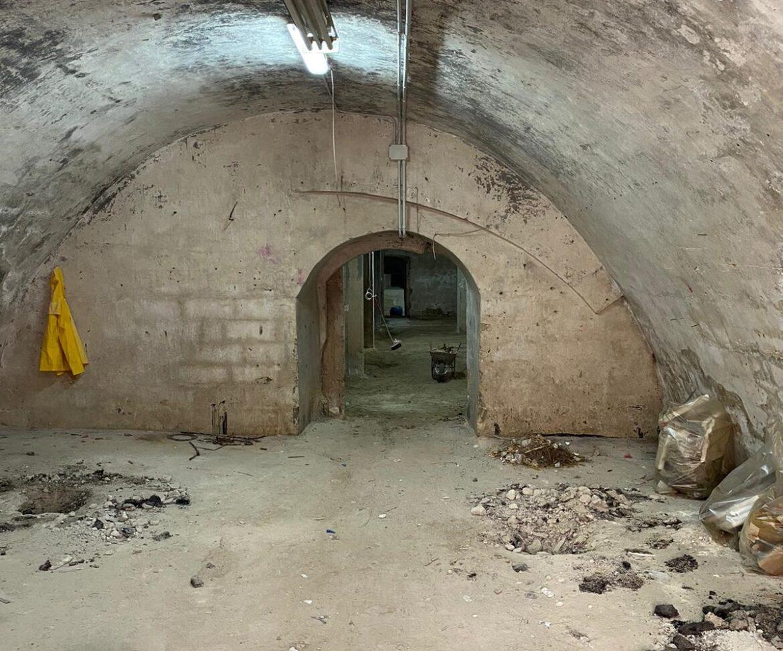 Percorsi tra storia e leggenda nei sotterranei del Castello di Nardò: lavori in corso