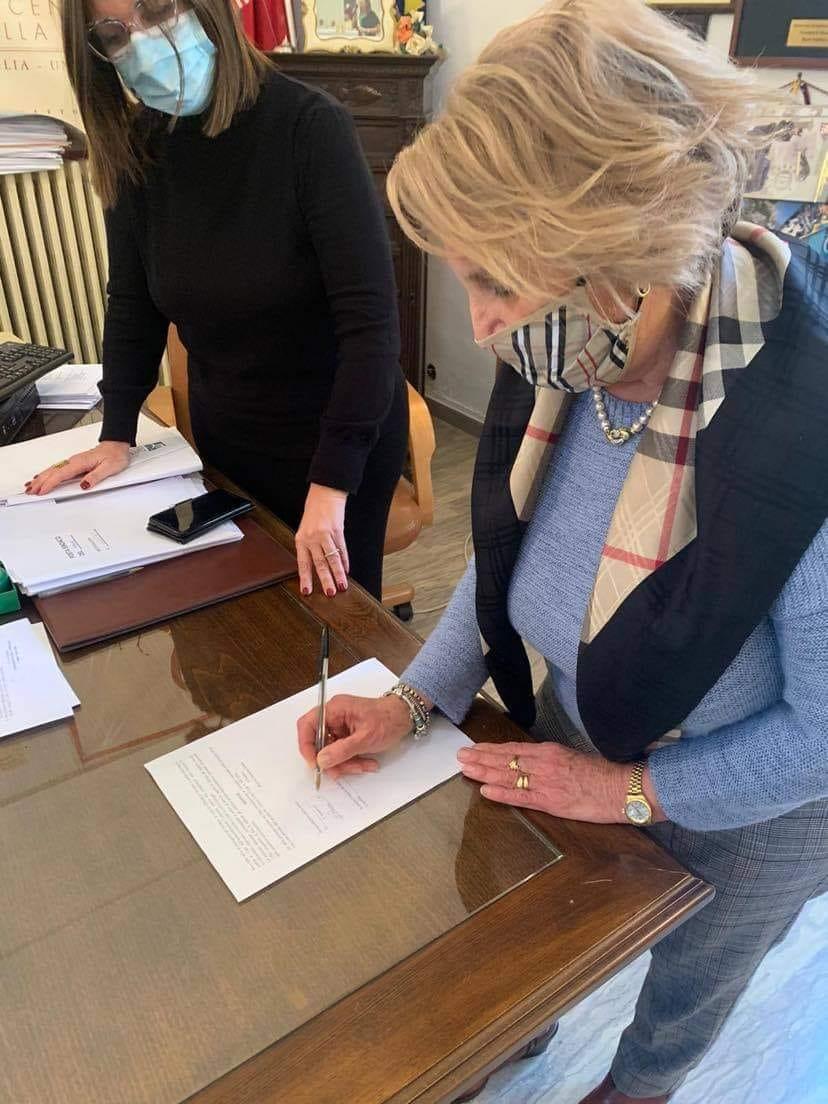 Copertino ha una nuova assessora a Cultura e progettazione: si tratta della prof. ssa Maria Rosa Rizzo