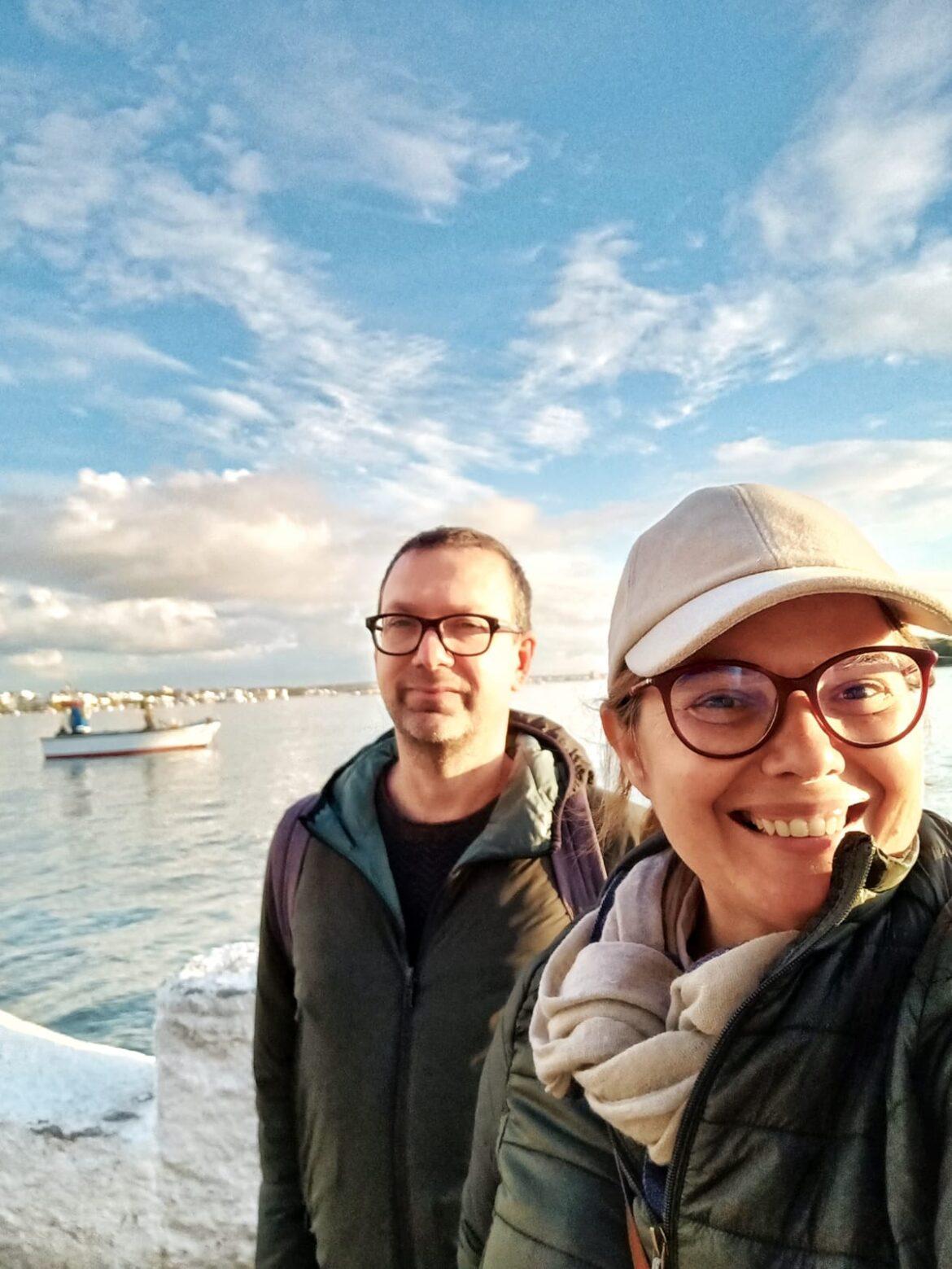 Nardò meta ideale per smartworking e vacanze slow, la scelta dei travel blogger Barbara e Davide