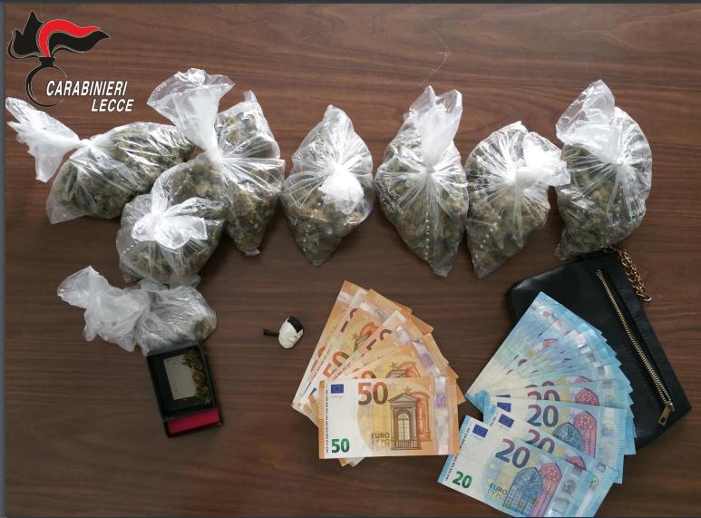 Spaccio e spedizioni punitive per imporre la propria supremazia: gruppo criminale disarticolato dai carabinieri