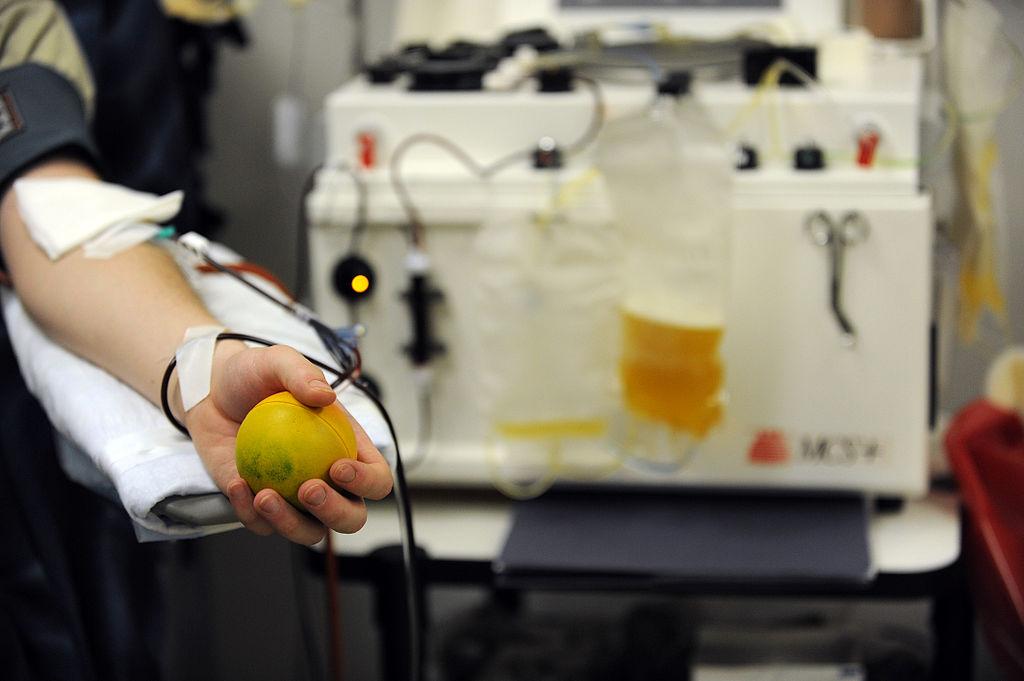"""""""Plasma day"""", le giornate dedicate alla donazione nei centri trasfusionali Asl"""