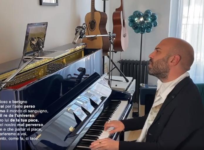 """L'amore proibito di Paolo e Francesca in musica grazie a Sangiorgi: """"Pazzesco, sembra De Andrè"""""""