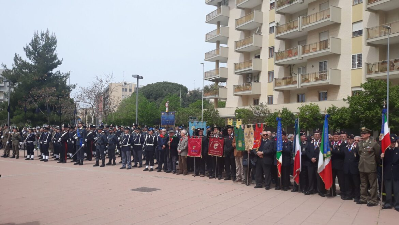 25 Aprile, cerimonia in forma ridotta in piazza Partigiani. Evento anche su facebook