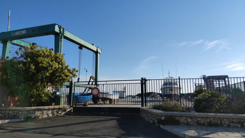 """Imbarcazioni in stallo allo scalo d'alaggio, varo effettuato e completato. Sindaca: """"Primo passo fatto"""""""