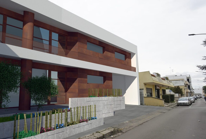 Un centro di promozione della cultura e legalità nell'ex sede comunale