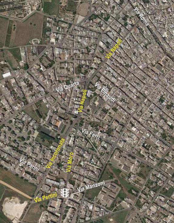 """Sicurezza stradale, finanziati  interventi in 7 zone e 20 strade di Nardò. Mellone: """"Tema strategico"""""""