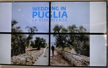 ripartenza in Puglia wedding vaccini sanità
