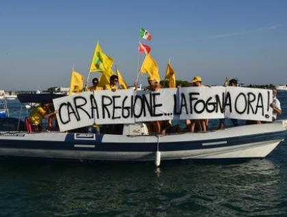 """Rete fognaria, Sambati: """"Porto Cesareo vittima della cattiva politica. Intera comunità in mobilitazione permanente"""""""
