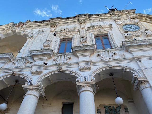 Progetto per l'ex Pretura in piazza Salandra: diventerà Casa delle Arti e della Cultura