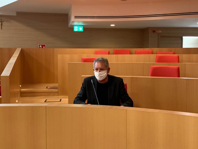 Regionali, accolto ricorso di Sergio Blasi: a un passo il rientro in Consiglio. Udienza definitiva l'8 luglio