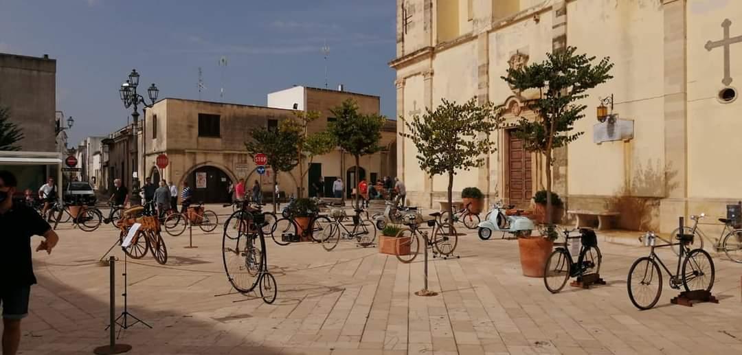 Salute e natura con il Bike Italia Day. L'adesione di San Cassiano occasione per conoscere il Parco dei Paduli