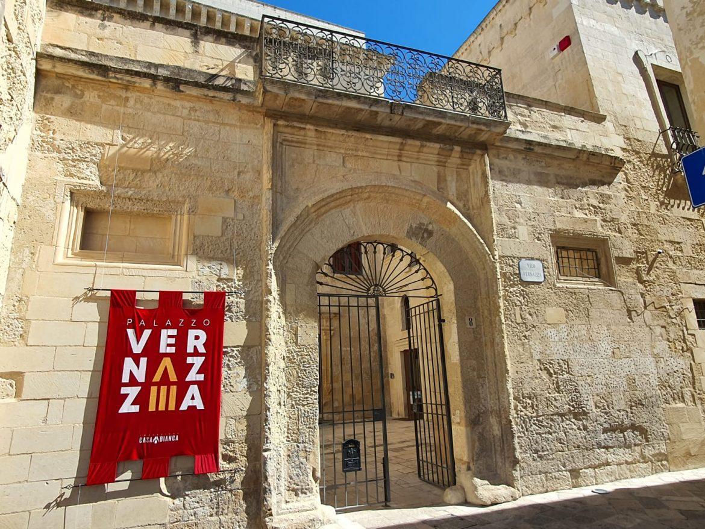 [video] – Palazzo Vernazza, apertura al pubblico: un tuffo nella storia di Lecce