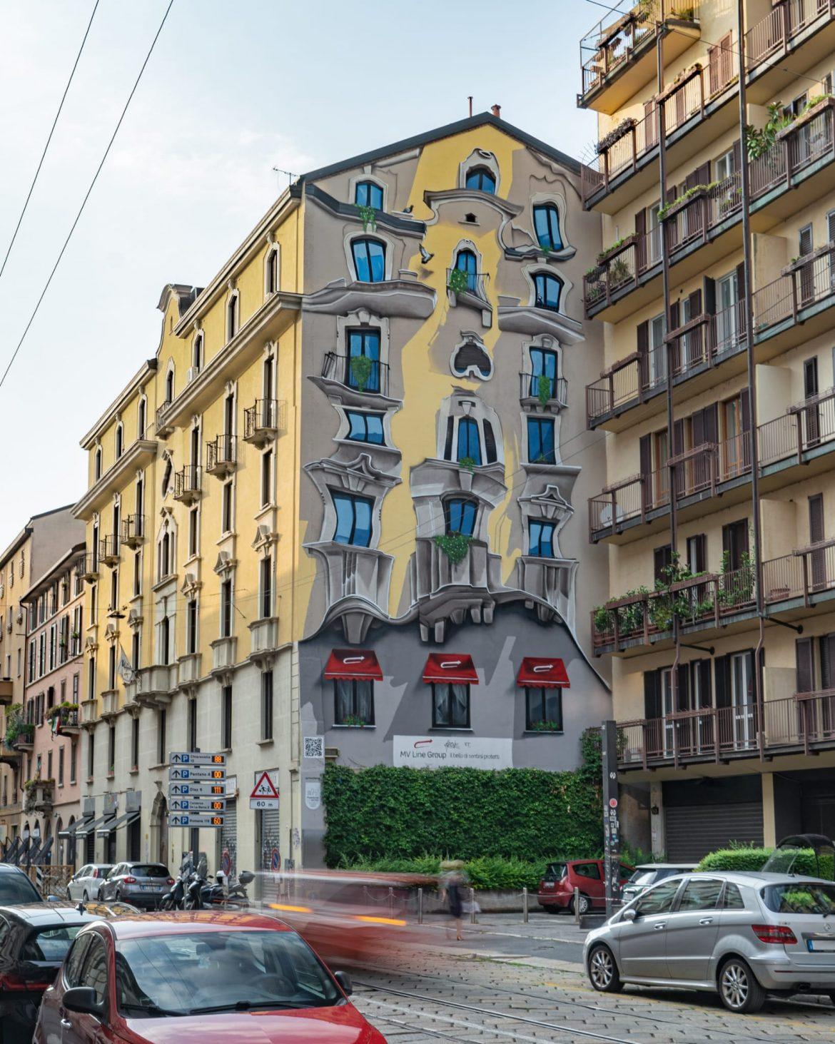 """Da Gallipoli a Milano in nome dell'arte: """"The Vision"""" di Cheone conquista il web"""