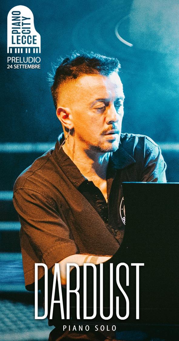 La magia della musica con l'evento Piano City Lecce: gran finale con Dardust