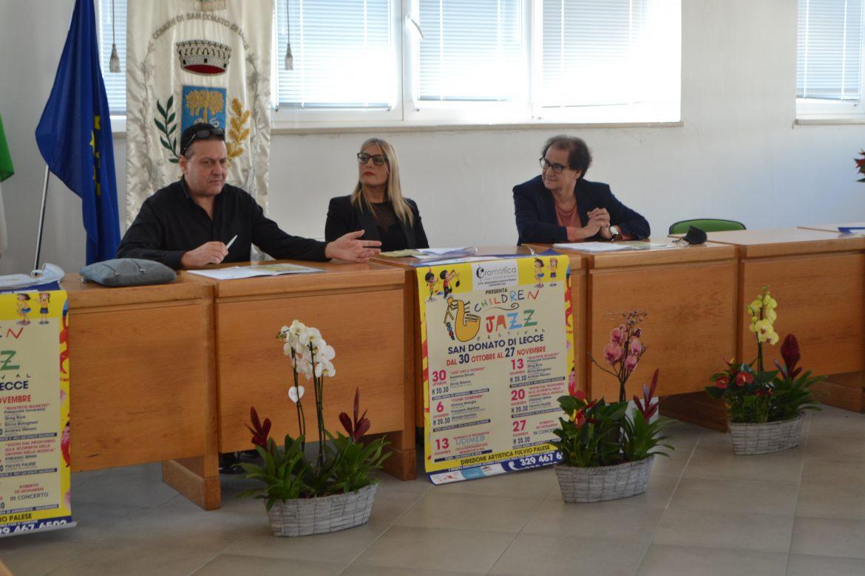 Un mese di musica, condivisione e integrazione con il Children Jazz Festival a San Donato: il programma